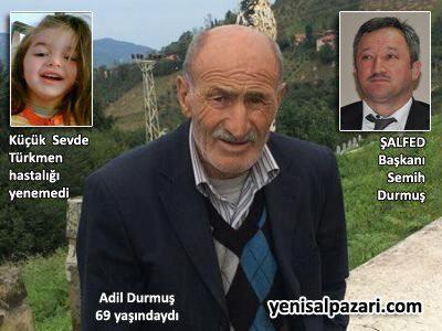 Semih Durmuş`un babası vefat etti