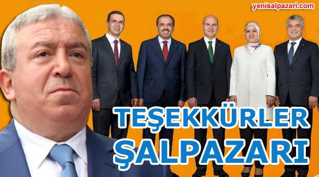 Murat Topkara'dan Seçmenlere Teşekkür