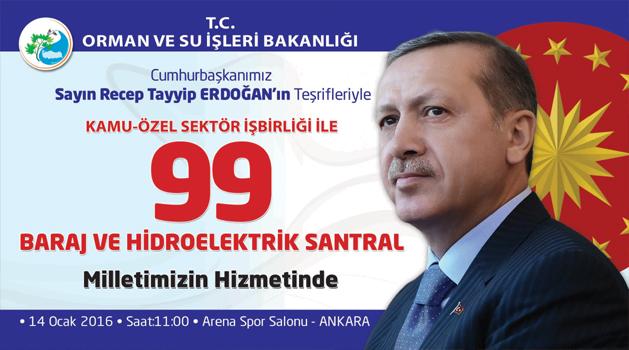 Trabzon'da 9 HES yarın hizmete açılıyor