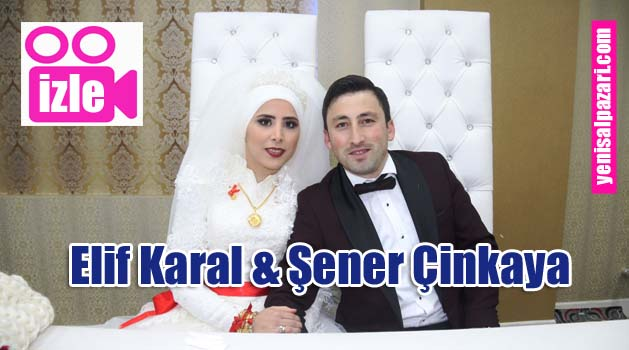 elif karal sener cinkaya video