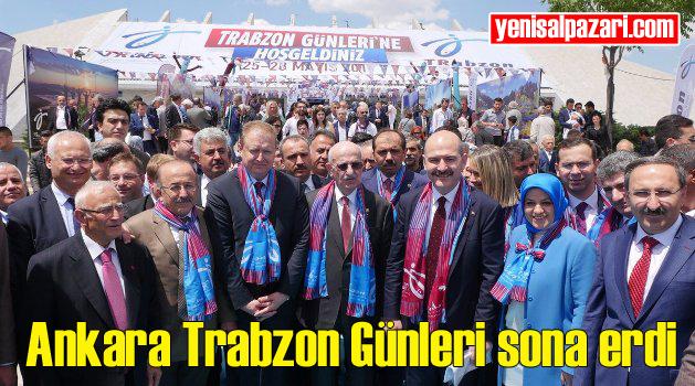 """Milletvekili Ayşe Sula Köseoğlu """"Trabzon Günleri"""" ni değerlendirdi"""