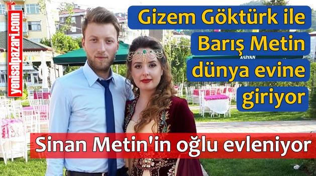Sinan Hoca'nın oğlu Barış, Öğretmen Gizem Göktürk ile evleniyor