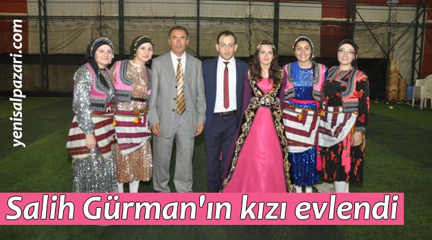 Gülen Gürman ile Mehmet Cabri hayatını birleştirdi
