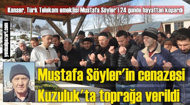 Mustafa Söyler kansere yenildi