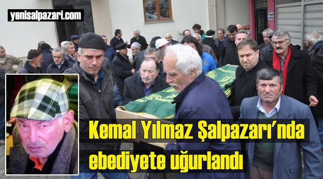 Kemal Yılmaz'ın cenazesi Çamkiriş Mahallesi'nde toprağa verildi