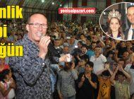 Tülay Çakır ile Fatih Yaylı dünya evine girdi