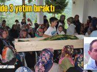 Sedat Öztürk'ün cenazesi Sugören Mahallesi'nde toprağa verildi