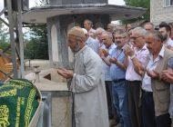 Ayşe Demir'in cenazesi Turalıuşağı Mahallesi'nde toprağa verildi