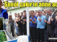 Sakine Çakır'ın cenazesi Çamkiriş Mahallesi'nde ebediyete uğurlandı