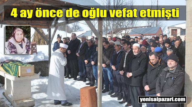 Gülfe Küçük'ün cenazesi Kuzuluk'ta toprağa verildi