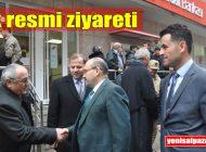 Trabzon Valisi İsmail Ustaoğlu Şalpazarı'na ilk resmi ziyaretini gerçekleştirdi