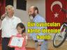 Şalpazarı Atatürk İlk ve Ortaokulu'nda karne töreni büyük ilgi gördü