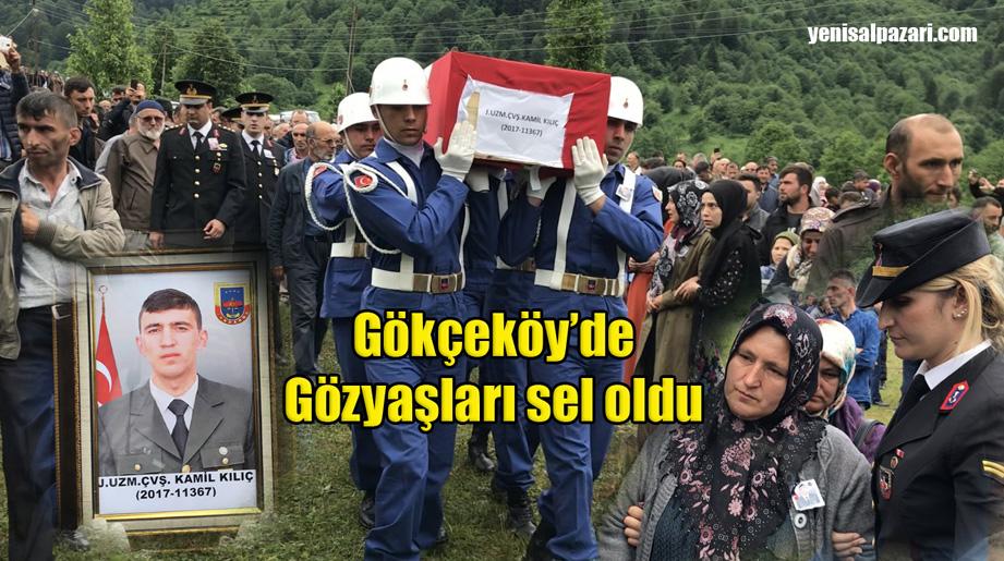 J. Uzm. Çvş. Kamil Kılıç Gökçeköy'de son yolculuğuna uğurlandı