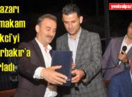 Kaymakam Beşikci, Diyarbakır'ın Yenişehir İlçesi'ne uğurlandı