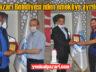 Mehmet Yılmaz ile Metin Çavuşoğlu Şalpazarı Belediyesi'ne veda etti