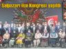 Ömer Özdin MHP Şalpazarı İlçe Başkanlığı'na yeniden seçildi