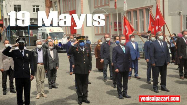 19 Mayıs Atatürk'ü Anma Gençlik ve Spor Bayramı'nın 102. yıl dönümü